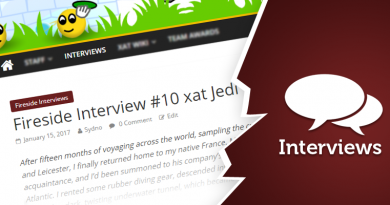 Fireside Interview #10 xat Jedi