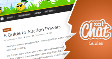 xat auction powers