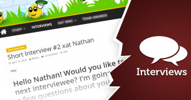 Short Interview #2 xat Nathan