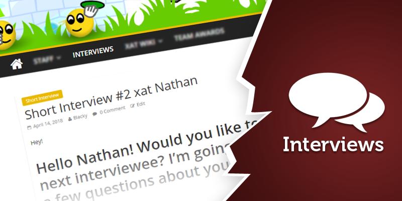 Short Interview #2 xat Nathan