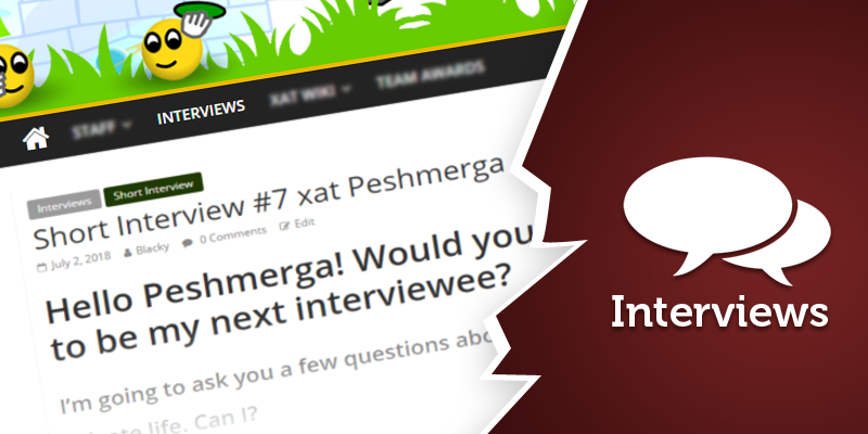 Short Interview #7 xat Peshmerga