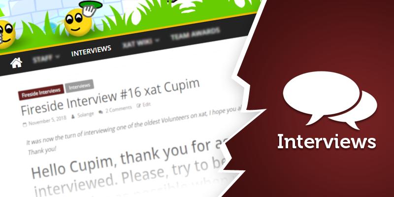 Fireside Interview #16 xat Cupim